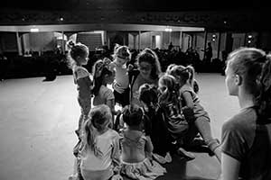 Young Dancers at Dance House Productions, Biddeford, Maine